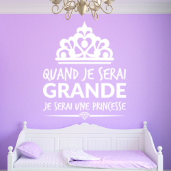 Je serai une princesse