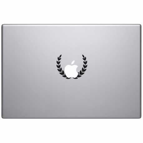 Couronne laurier Macbook