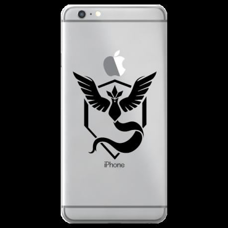 Sticker iphone Team Mystic - Pokémon GO