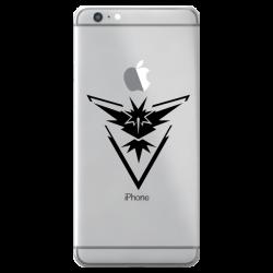 Sticker iphone Team Instinct - Pokémon GO