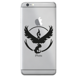 Sticker iphone Team Valor - Pokémon GO