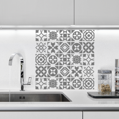 stickers carreaux salle de bain maison design