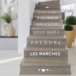 Le succès - Escaliers